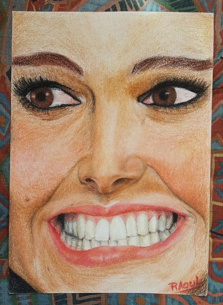 Natalie Portman by Raoul.G